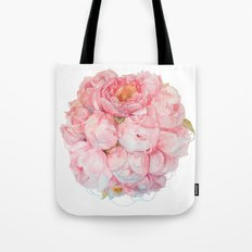 Tender bouquet Tote Bag