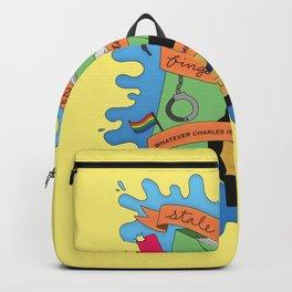 it's like i never left (brooklyn 99) Backpack