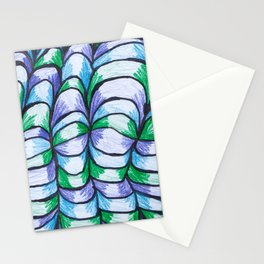 Mountaineous Loom Stationery Cards