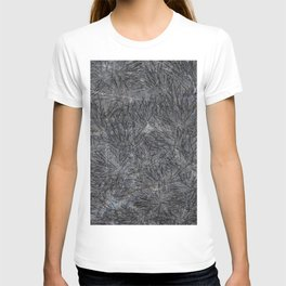 Black Cement and Grass T-shirt