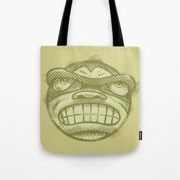 Monkey face Tote Bag