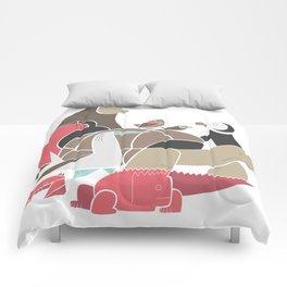 Galapagos Comforters