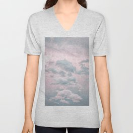 Beautiful Clouds Unisex V-Neck