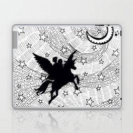 Flight of the alicorn Laptop & iPad Skin