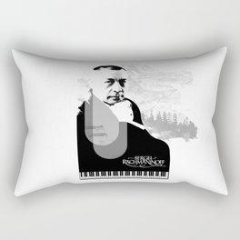 Sergei Rachmaninoff Rectangular Pillow