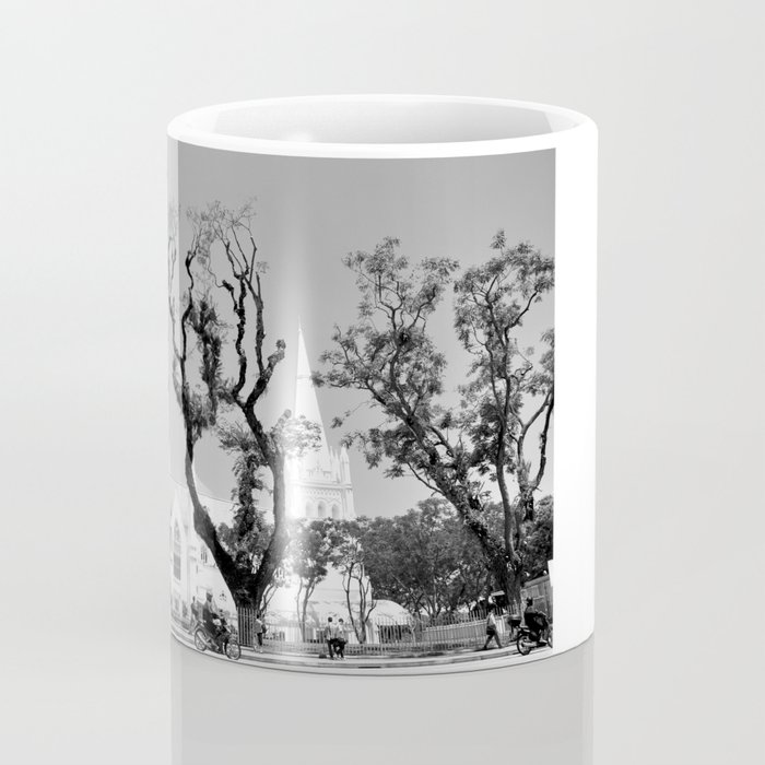 the cathedral  Coffee Mug