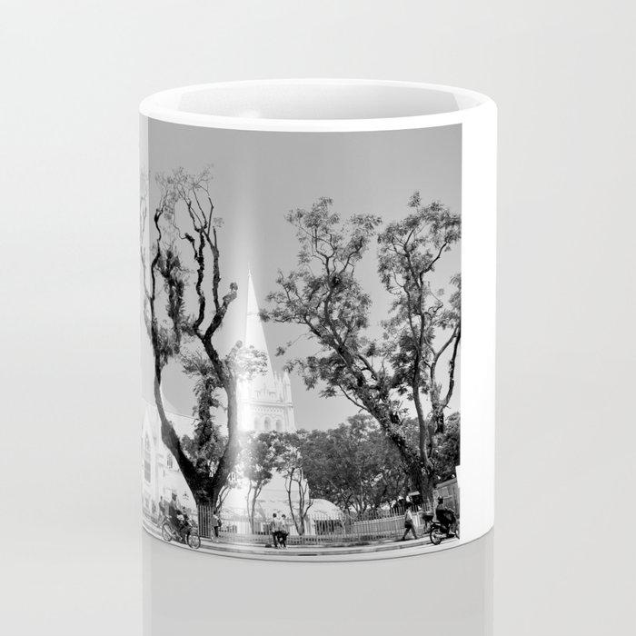 the cathedral  Coffee Mug