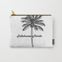 Tallahassee Florida Carry-All Pouch