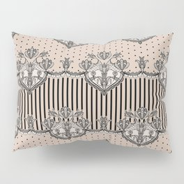 Dakota Black Lace Pillow Sham