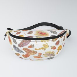 Forest Treasures - Pattern Fanny Pack