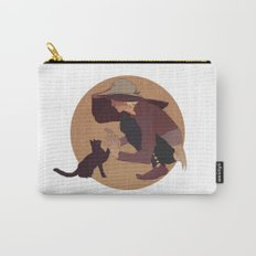 cole cat Carry-All Pouch