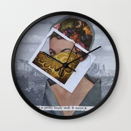Darwin's Theory Wall Clock