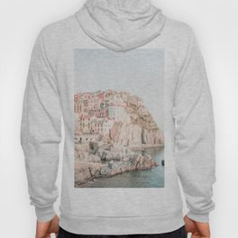 Positano, Italy Amalfi Coast Travel Photography Hoody