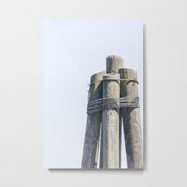 Tether Metal Print