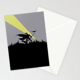True Dark Knight Stationery Cards
