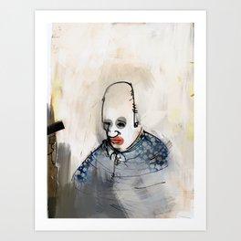 "Hardened Criminals in Pajamas: Robert ""Cubby"" McDoodlenub Art Print"