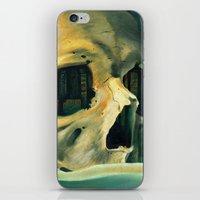 oil iPhone & iPod Skins featuring Civilizations Oil Painting by Thubakabra
