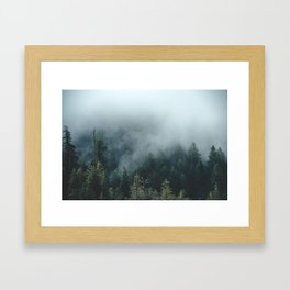 The Smell of Earth - Nature Photography Framed Art Print