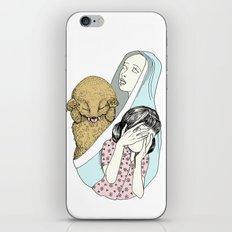 Evil Spirit iPhone & iPod Skin