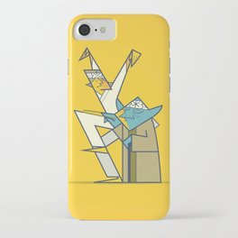 The Return of the Karate Kid iPhone Case