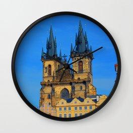 Prague Astronomical Clock Wall Clock