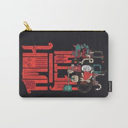 Amok And Totally Metal Carry-All Pouch