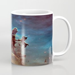 Pillars of Creation NebulA Coffee Mug
