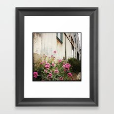 Cannery Row Framed Art Print