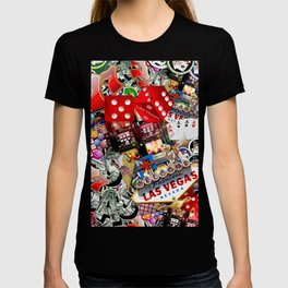 Gamblers Delight - Las Vegas Icons T-shirt