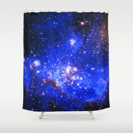 Magellanic Cloud Shower Curtain
