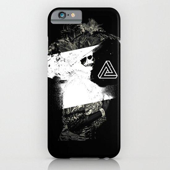 La Catrina iPhone & iPod Case