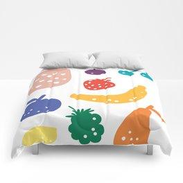 123 F r u t t y Comforters