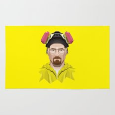 Breaking Bad - Walter White in Lab Gear Rug