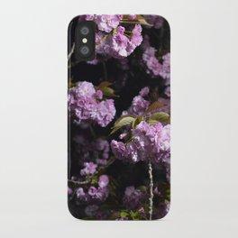 Goodnight Sakura  iPhone Case