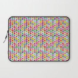 bugs 'n flowers - light Laptop Sleeve