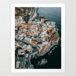 Italy - Cinque Terre Art Print