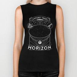 Expand Your Horizon  (Astronomy) Biker Tank