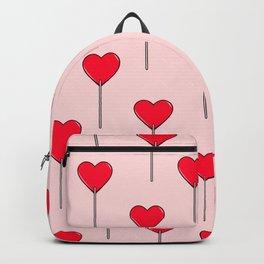 Heart Lollipops Backpack