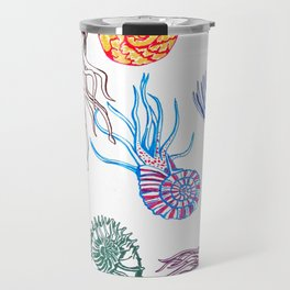 Ammonites Travel Mug
