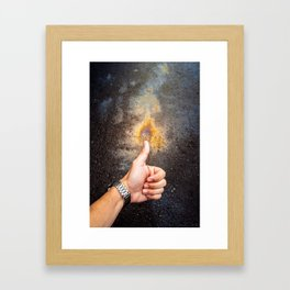 Pollution///Art 2 Framed Art Print