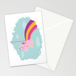 Licorne Piñata Stationery Cards