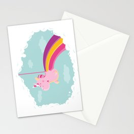 Licorne Piñata Stationery Cards