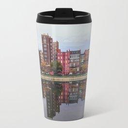 Pink Reflections Travel Mug