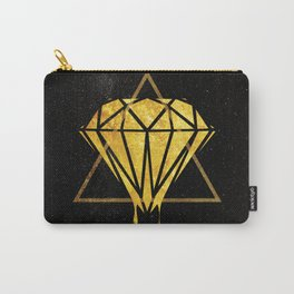Gold Universe Carry-All Pouch