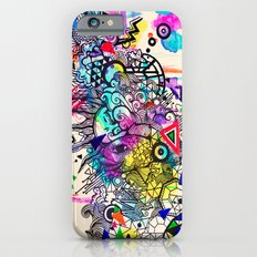 Doodle in Color iPhone 6s Slim Case