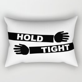 Hang Tight Rectangular Pillow