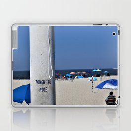 Touch  the Pole Laptop & iPad Skin