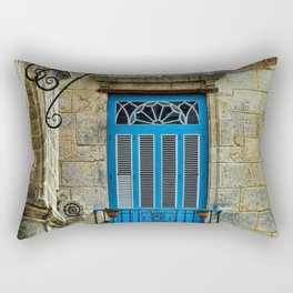 Cuba architecture Rectangular Pillow