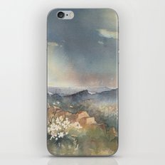 Desert Poppy iPhone & iPod Skin