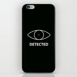 Detected - Skyirm iPhone Skin